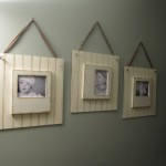 Beadboard Picture Frames