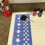 beadboard flag supplies